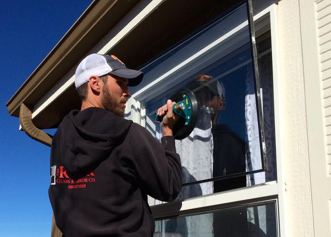 dual pane glass window repair flagstaff