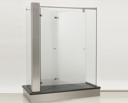 Frameless Shower Door Bifold Slider