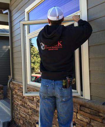 window repair fogged dual pane failed seal moisture flagstaff