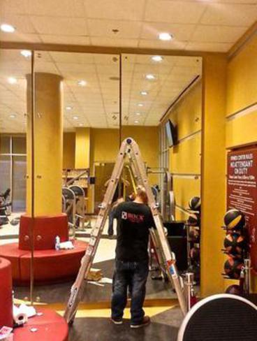 mirror installation commercial flagstaff